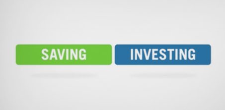 Difference between saving and investment