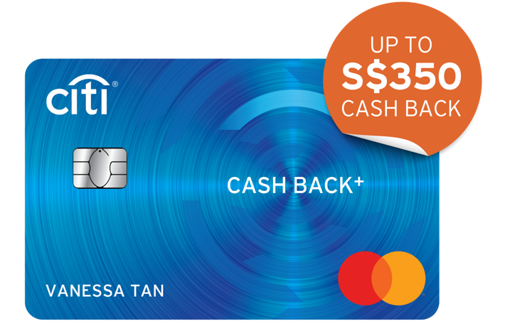 Apply for Citi Cash Back+ Card